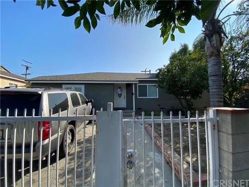 Photo of 8814 Ranchito Avenue, Panorama City, CA 91402 (MLS # SR20096075)