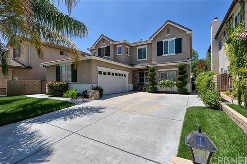 Photo of 26478 Kipling Place, Stevenson Ranch, CA 91381 (MLS # SR20129075)