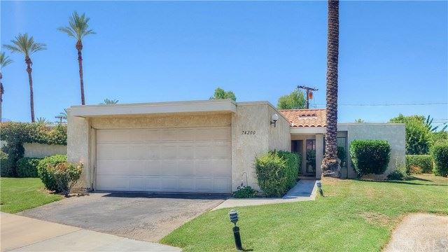 74200 Santa Rosa Circle, Palm Desert, CA 92260 - #: CV20110075