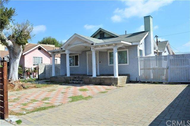 4050 Denker Avenue, Los Angeles, CA 90062 - MLS#: CV20213075