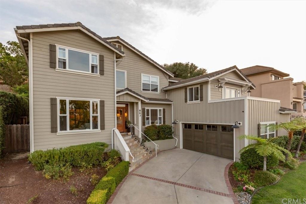 Photo of 863 Greystone Place, San Luis Obispo, CA 93401 (MLS # SC21210075)