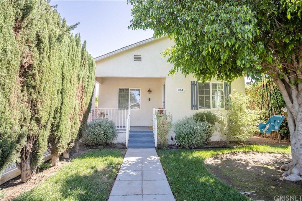 1343 Hewitt Street, San Fernando, CA 91340 - MLS#: SR21153075