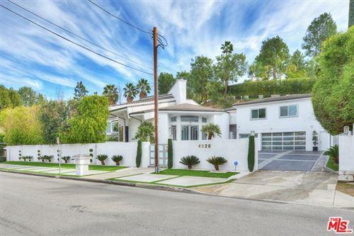 Photo of 4820 BALBOA Avenue, Encino, CA 91316 (MLS # 21747076)