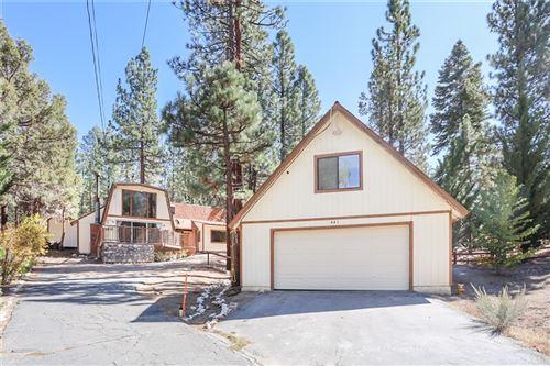 Photo of 441 Tyrol Lane, Big Bear, CA 92315 (MLS # EV21231076)