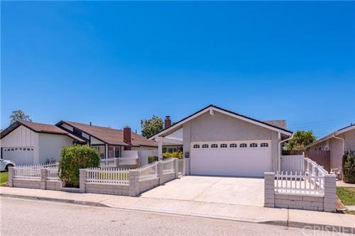 Photo of 4387 Brookdale Lane, Moorpark, CA 93021 (MLS # SR21130076)