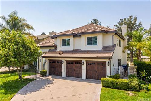 Photo of 23317 Bingham Court, Valencia, CA 91354 (MLS # SR21208076)