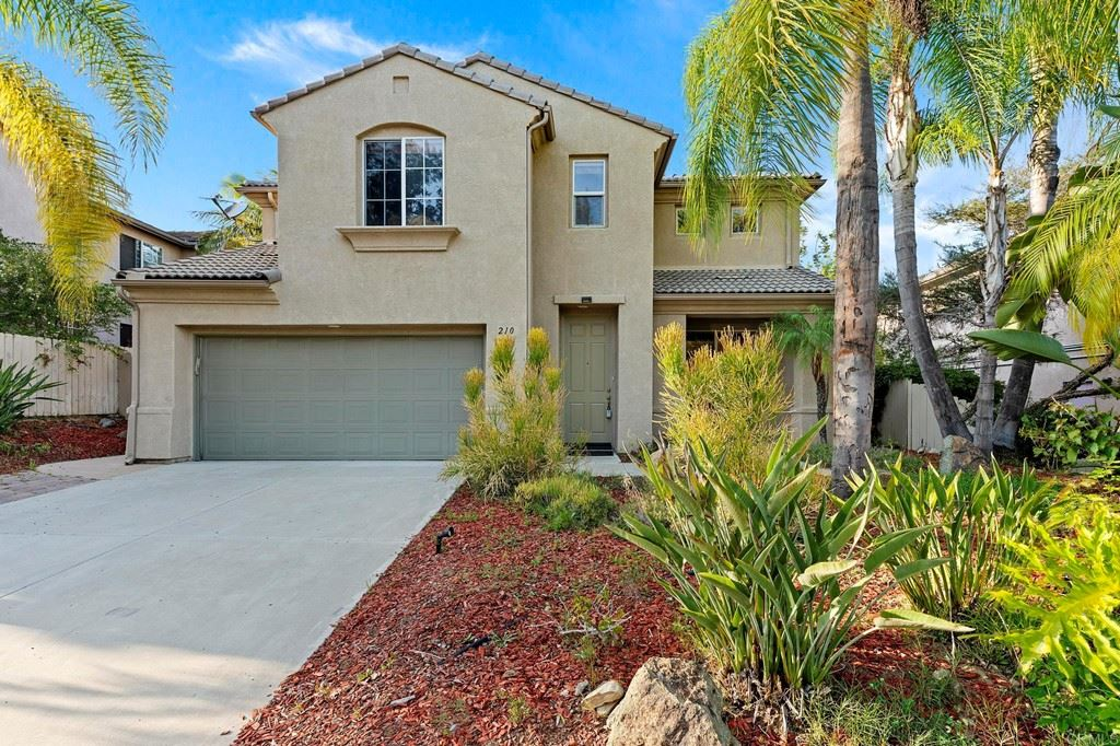 210 Falcon Place, San Marcos, CA 92069 - MLS#: NDP2110076