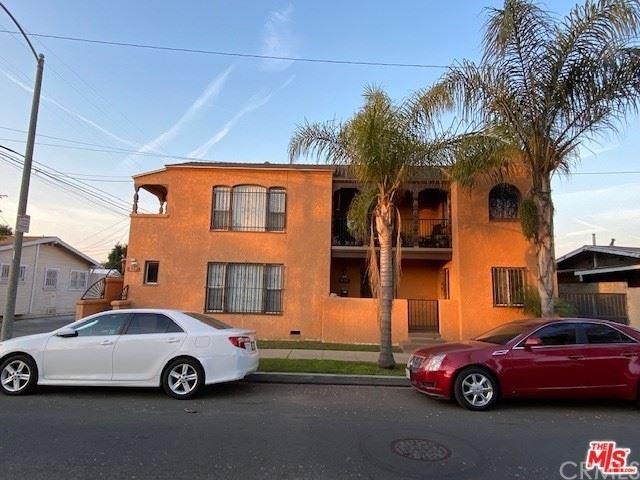 Photo of 825 E 21st Street, Long Beach, CA 90806 (MLS # SB21105076)