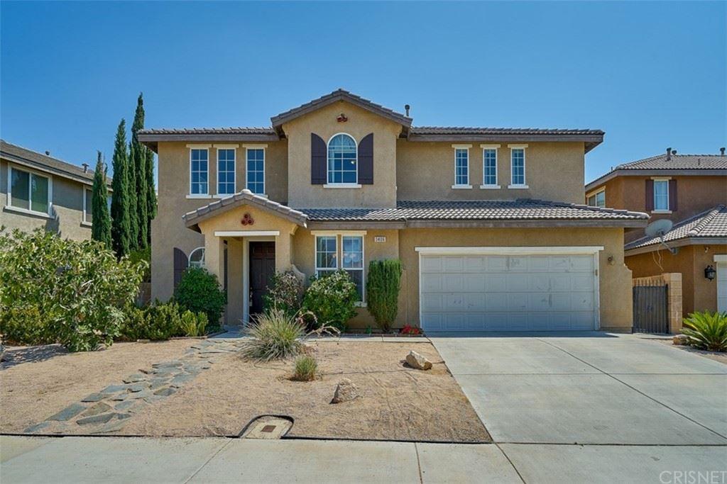 3406 Club Rancho Drive, Palmdale, CA 93551 - MLS#: SR21199076