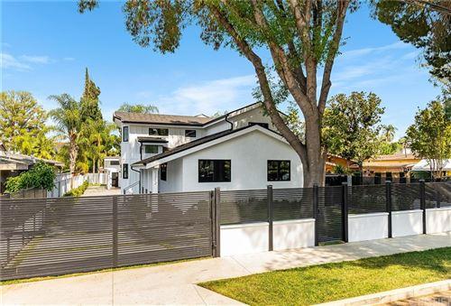 Photo of 5312 Amigo Avenue, Tarzana, CA 91356 (MLS # SR21147077)