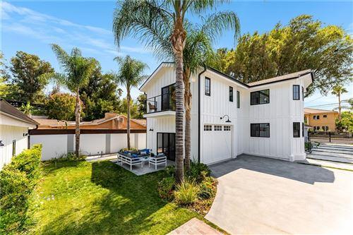 Tiny photo for 5312 Amigo Avenue, Tarzana, CA 91356 (MLS # SR21147077)