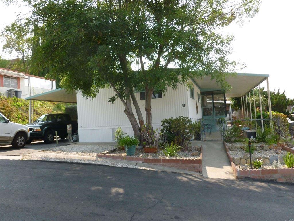 1351 Pepper Dr Drive #18, El Cajon, CA 92021 - #: PTP2106077