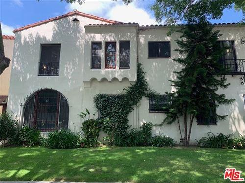 Photo of 1019 S Orange Grove Avenue #4, Los Angeles, CA 90019 (MLS # 20649078)