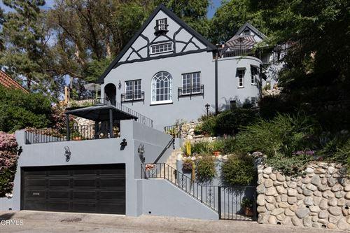 Photo of 428 Redwood Drive, Pasadena, CA 91105 (MLS # P1-7078)