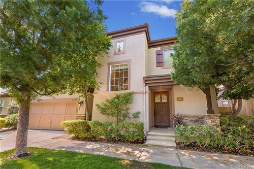 Photo of 24714 Avignon Drive #26, Valencia, CA 91355 (MLS # SR20185078)