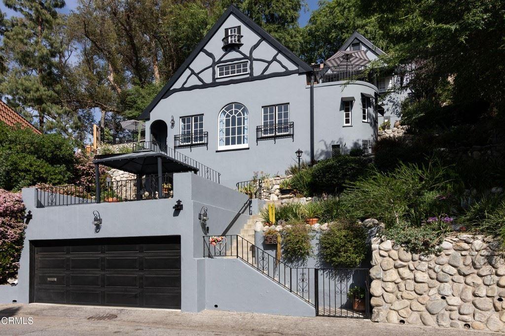 428 Redwood Drive, Pasadena, CA 91105 - MLS#: P1-7078