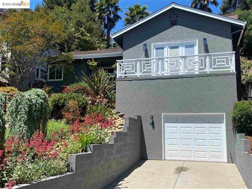 Photo of 716 Mountain Blvd, Oakland, CA 94611 (MLS # 40960079)