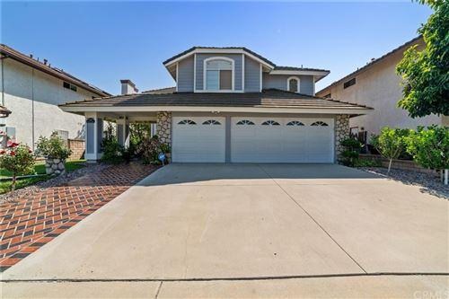 Photo of 2339 Quail Glen Drive, Chino Hills, CA 91709 (MLS # OC21203079)