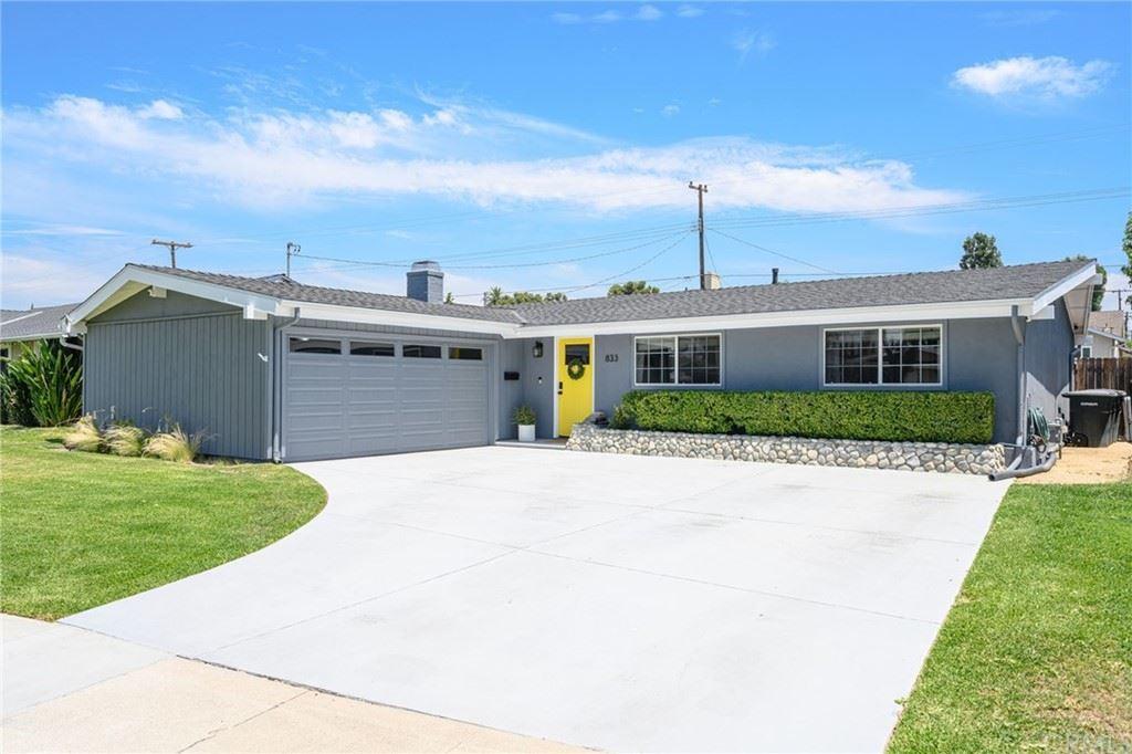 Photo of 833 N Waverly Street, Orange, CA 92867 (MLS # PW21159079)