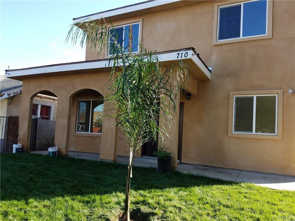 710 E 2nd Street, Santa Ana, CA 92701 - MLS#: PW21200079