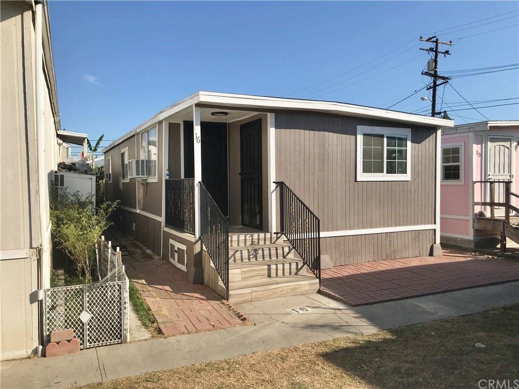 12265 Woodruff #16, Downey, CA 90241 - MLS#: WS21004079