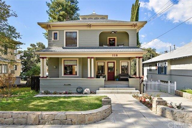 118 W Fern Avenue, Redlands, CA 92373 - MLS#: EV20066080