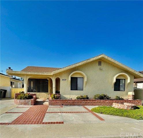 2537 Sierra Street, Torrance, CA 90503 - MLS#: SB21081080
