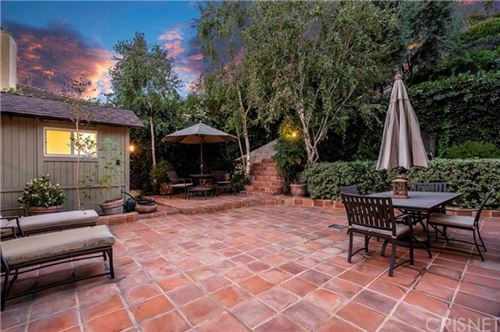 Tiny photo for 4195 Crisp Canyon Road, Sherman Oaks, CA 91403 (MLS # SR20217081)