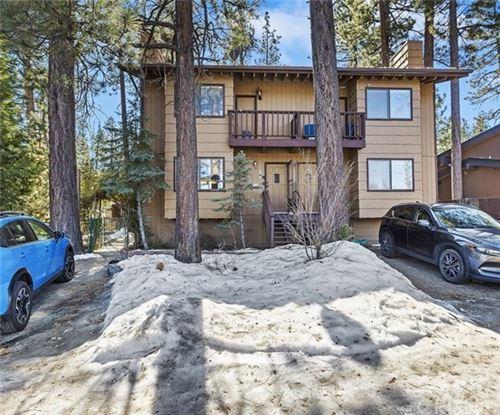 Photo of 41730 Brownie Lane #3, Big Bear, CA 92315 (MLS # SR21036081)