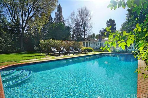 Photo of 23351 Ostronic Drive, Woodland Hills, CA 91367 (MLS # SR21043081)