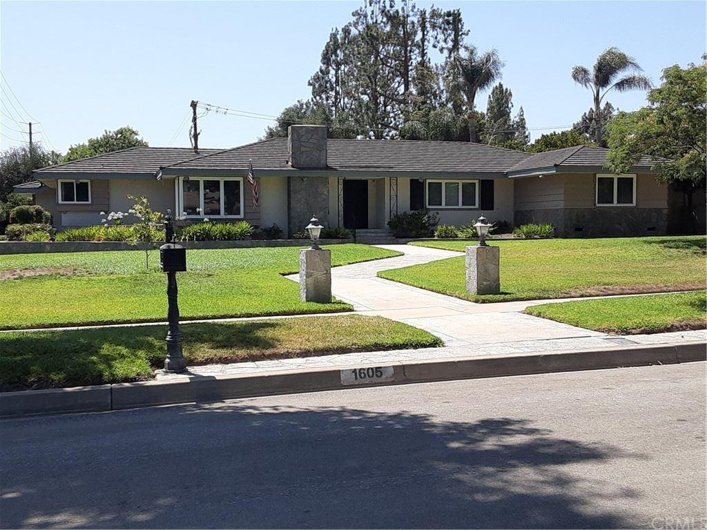 1605 N Laurel Avenue, Upland, CA 91784 - MLS#: CV21169081