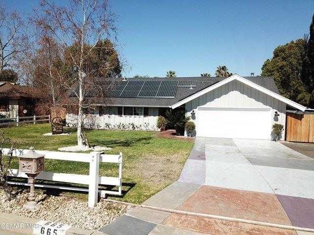 665 Old Farm Road, Thousand Oaks, CA 91360 - #: 221001083