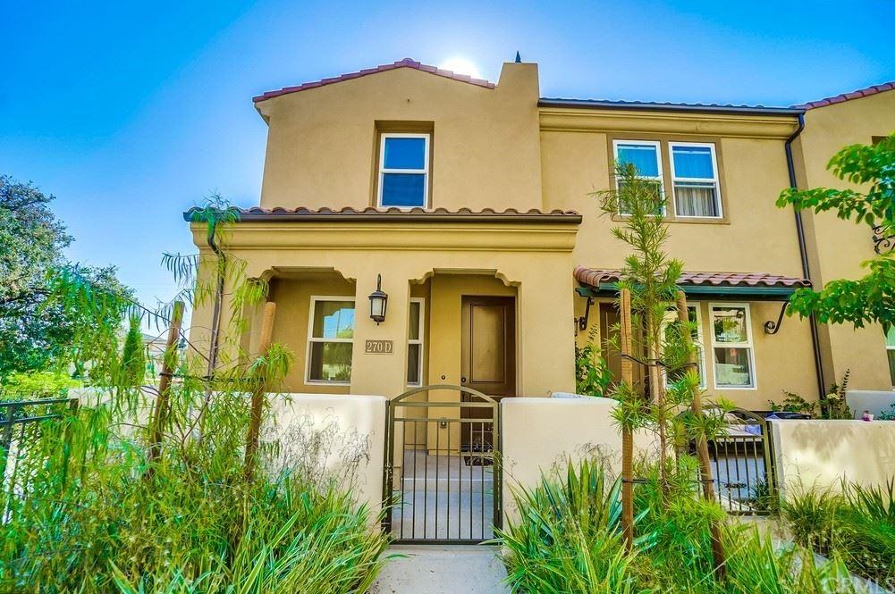 270 S Arroyo Drive #D, San Gabriel, CA 91776 - MLS#: AR21169083