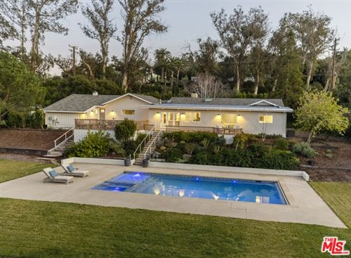 Photo of 575 BARKER PASS Road, Santa Barbara, CA 93108 (MLS # 20548084)