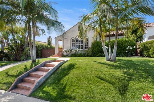 Photo of 1325 S Sierra Bonita Avenue, Los Angeles, CA 90019 (MLS # 21720084)