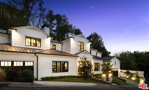 Photo of 10960 Verano Road, Los Angeles, CA 90077 (MLS # 21736084)
