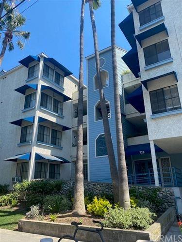 Photo of 720 W 4th Street W #205, Long Beach, CA 90802 (MLS # DW21122084)