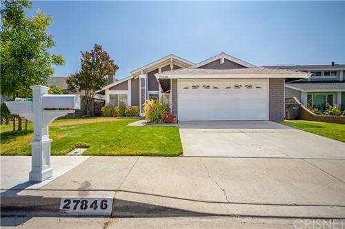 Photo of 27846 Caraway Lane, Saugus, CA 91350 (MLS # SR20121084)