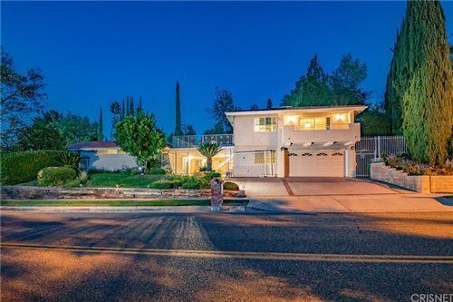 Photo of 3508 Adamsville Avenue, Calabasas, CA 91302 (MLS # SR21223084)