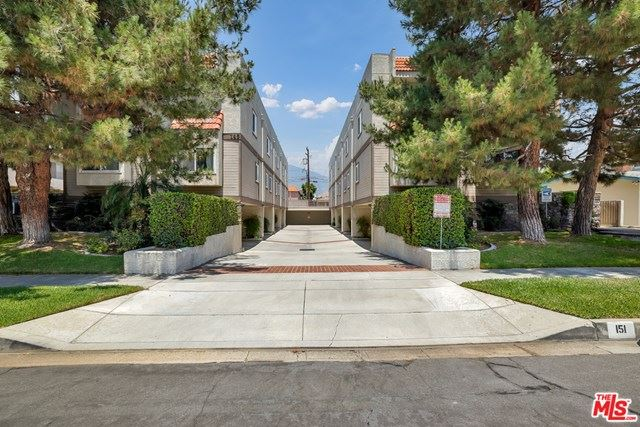 151 Bonita Street #E, Arcadia, CA 91006 - #: 20619084