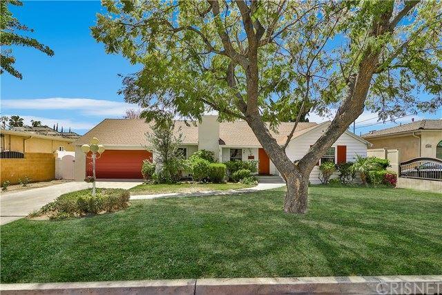 13542 Bassett Street, Los Angeles, CA 91405 - MLS#: SR21080084