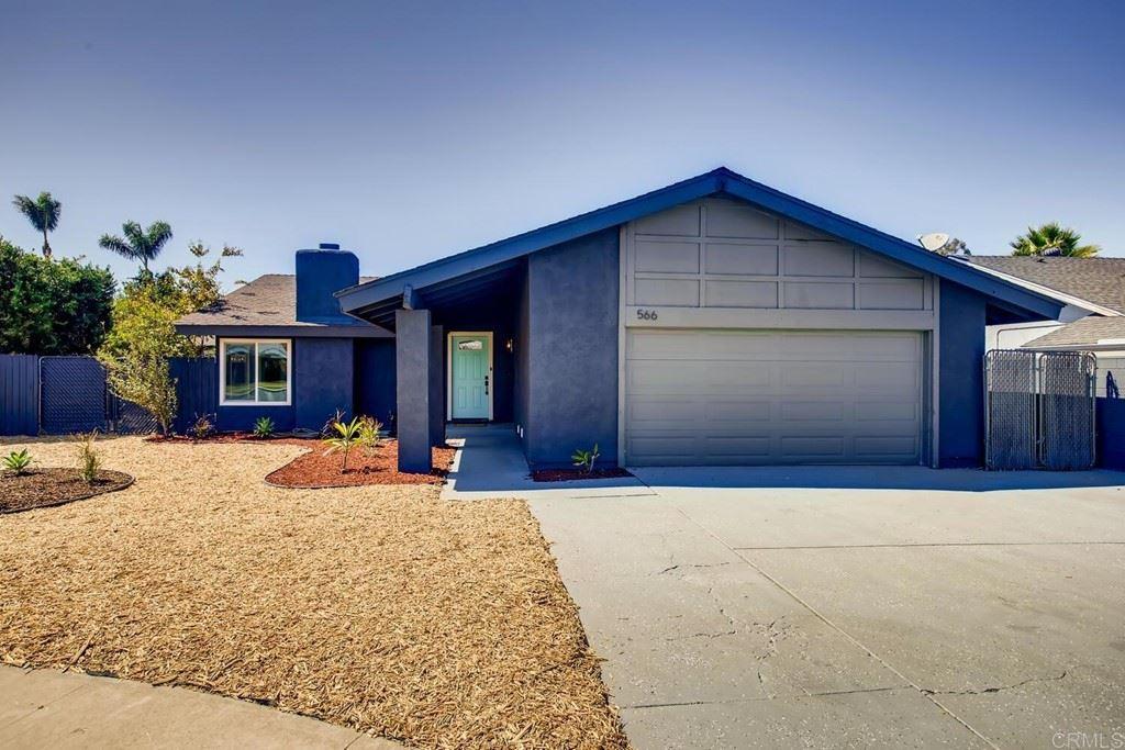 566 Nadeen Way, El Cajon, CA 92021 - MLS#: NDP2111085