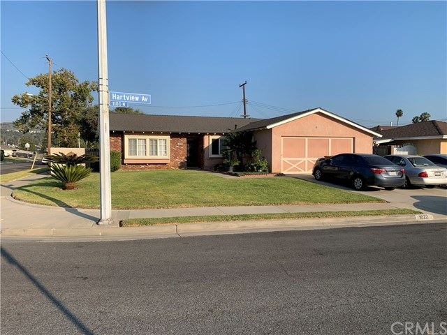 1022 Hartview Avenue, La Puente, CA 91744 - MLS#: RS20209085
