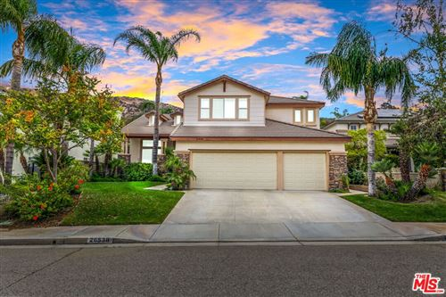 Photo of 26538 Huntwood Lane, Canyon Country, CA 91387 (MLS # 21780086)