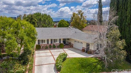 Photo of 22243 Del Valle Street, Woodland Hills, CA 91364 (MLS # SR20129086)