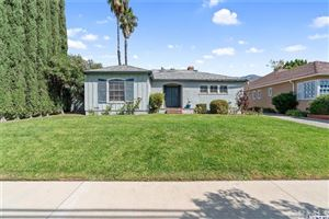Photo of 1805 Bel Aire Drive, Glendale, CA 91201 (MLS # 319004087)