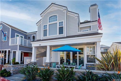 Photo of 313 Onyx Avenue, Newport Beach, CA 92662 (MLS # NP21189087)