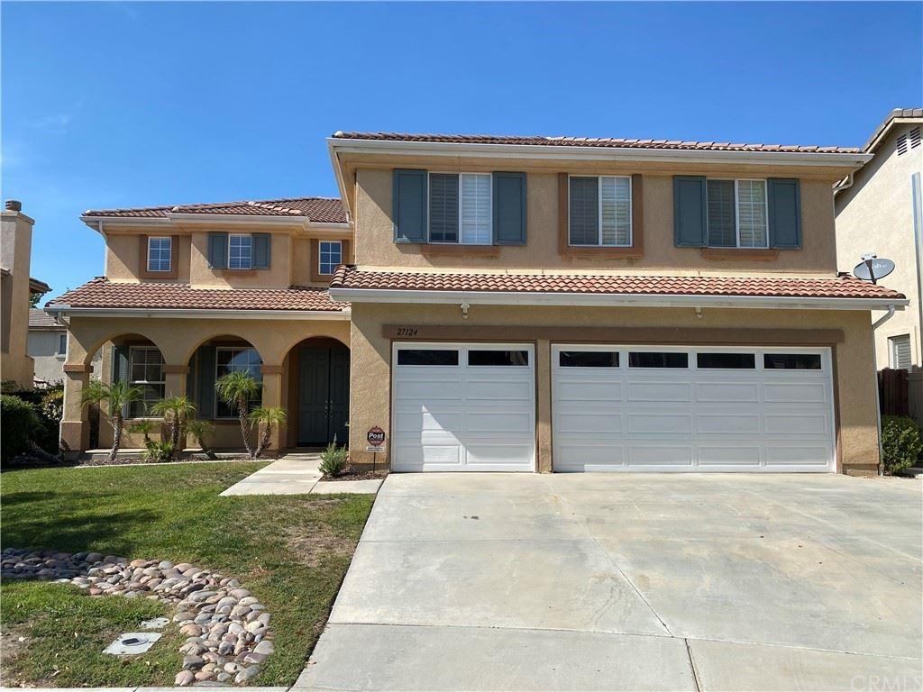27124 Greenstone Street, Temecula, CA 92591 - MLS#: DW21221087