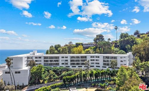 Photo of 17337 Tramonto Drive #207, Pacific Palisades, CA 90272 (MLS # 21720088)