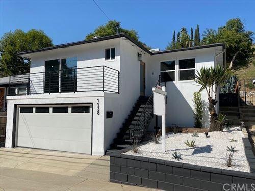 Photo of 1138 El Paso Drive, Los Angeles, CA 90065 (MLS # CV20053088)